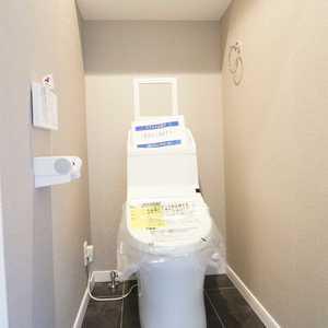 マンション小石川台(6階,)のトイレ