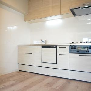 マンション小石川台(6階,)のキッチン