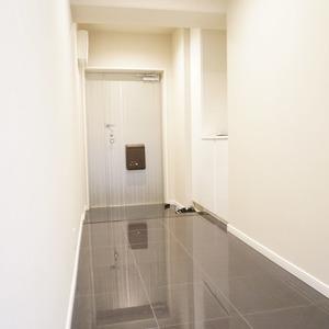 マンション小石川台(6階,)のお部屋の玄関