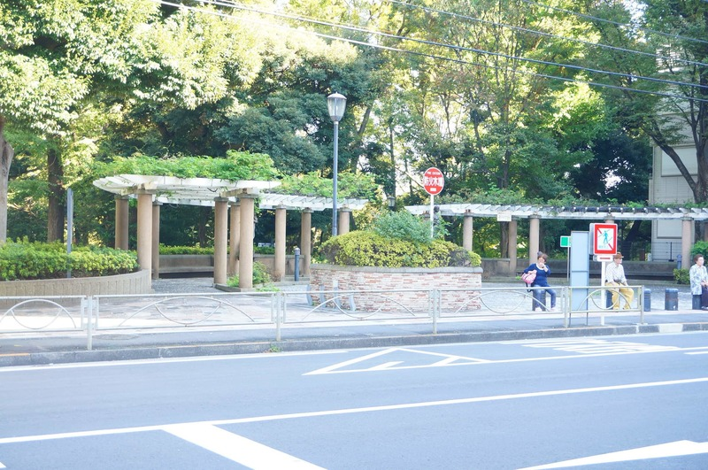 マンション小石川台の近くの公園・緑地1枚目
