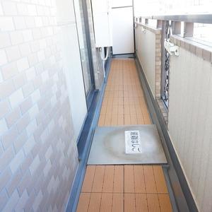 ライオンズマンション小石川植物園(7階,)のバルコニー