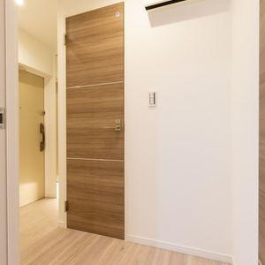 三ノ輪アムフラット(2階,3799万円)のお部屋の廊下