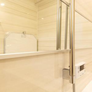 三ノ輪アムフラット(2階,3799万円)の浴室・お風呂