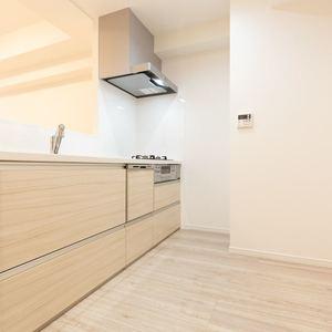 三ノ輪アムフラット(2階,3799万円)のキッチン