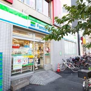 三ノ輪アムフラットの周辺の食品スーパー、コンビニなどのお買い物