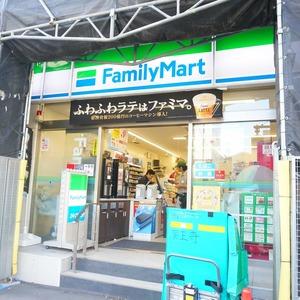 マージュ市谷柳町の周辺の食品スーパー、コンビニなどのお買い物