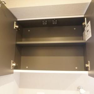 マージュ市谷柳町(9階,)の化粧室・脱衣所・洗面室