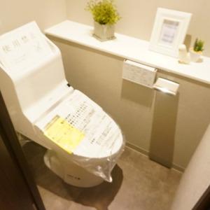マージュ市谷柳町(9階,)のトイレ