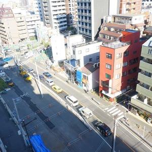 マージュ市谷柳町(9階,)のお部屋からの眺望