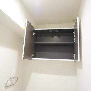 市谷加賀町スカイマンション(3階,)のトイレ