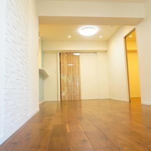 市谷加賀町スカイマンション(3階,)のリビング・ダイニング