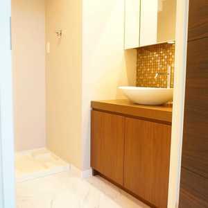 フィールT幡ヶ谷(3階,5880万円)の化粧室・脱衣所・洗面室