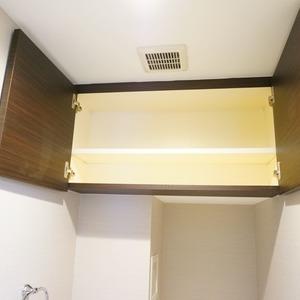 フィールT幡ヶ谷(3階,5880万円)のトイレ