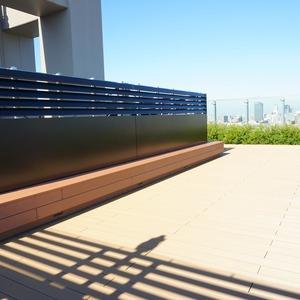 ブリリアタワー代々木公園クラッシィの共用施設