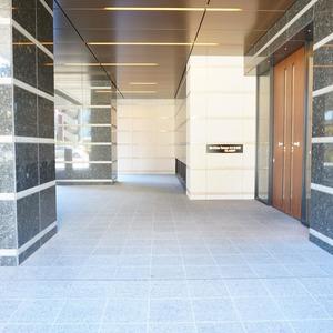 ブリリアタワー代々木公園クラッシィのマンションの入口・エントランス