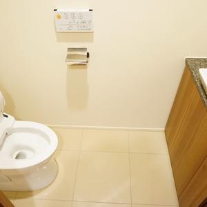 ブリリアタワー代々木公園クラッシィ(14階,)のトイレ