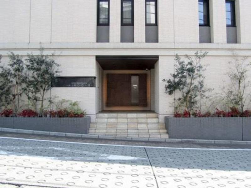 オープンレジデンシア広尾2のマンションの入口・エントランス1枚目