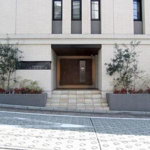 オープンレジデンシア広尾2のマンションの入口・エントランス