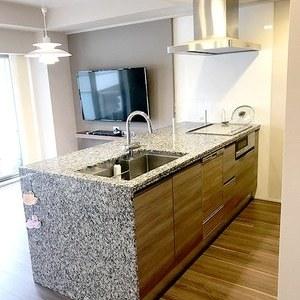 オープンレジデンシア広尾2(2階,9450万円)のキッチン