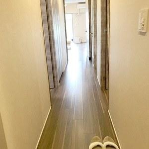 オープンレジデンシア広尾2(2階,)のお部屋の廊下