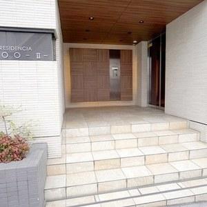 オープンレジデンシア広尾2の外観