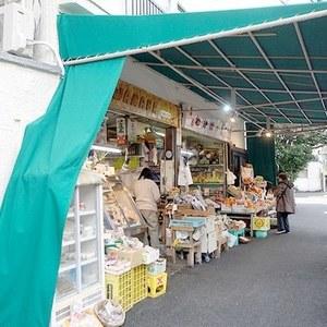 オープンレジデンシア広尾2の周辺の食品スーパー、コンビニなどのお買い物