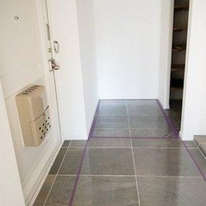 目黒ロイヤルハイツ(7階,8980万円)のお部屋の玄関