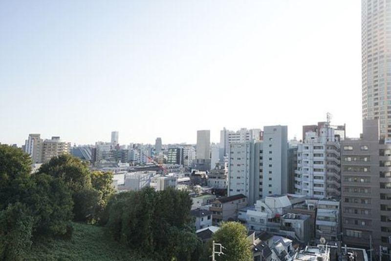 目黒ロイヤルハイツ8980万円のお部屋からの眺望1枚目
