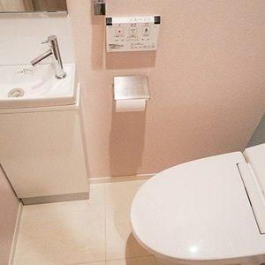 グリーンパーク日本橋堀留町(5階,)のトイレ