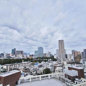 パークコート乃木坂ザ タワー(9階,1億1980万円)のお部屋からの眺望