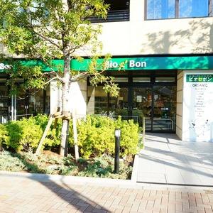 ブリリアタワー代々木公園クラッシィの周辺の食品スーパー、コンビニなどのお買い物