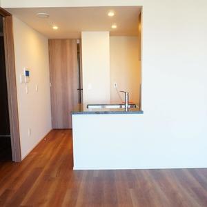ブリリアタワー代々木公園クラッシィ(14階,)のキッチン