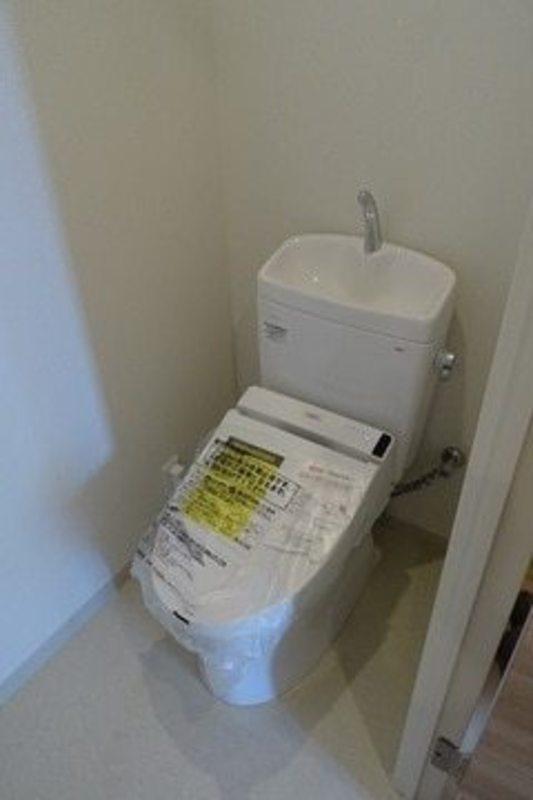 ナビウス目黒のトイレ1枚目
