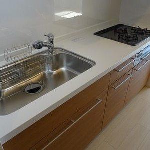 ナビウス目黒(8階,5990万円)のキッチン
