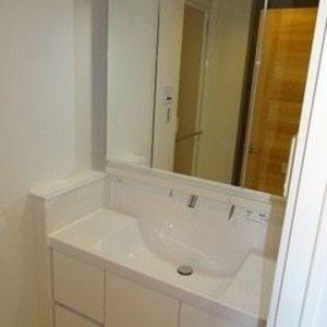 ナビウス目黒(8階,5990万円)の化粧室・脱衣所・洗面室