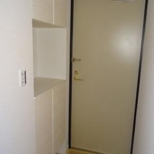 ナビウス目黒(8階,5990万円)のお部屋の玄関