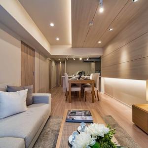 ニューハイツ新神楽坂(2階,6480万円)の居間(リビング・ダイニング・キッチン)