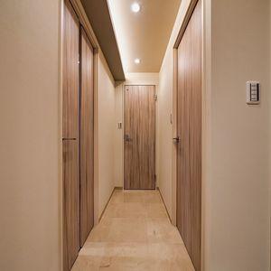 ニューハイツ新神楽坂(2階,6480万円)のお部屋の廊下