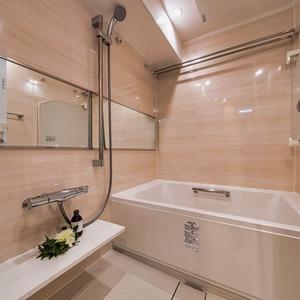 グランエクレール参宮橋(4階,4980万円)の浴室・お風呂