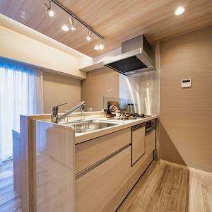 グランエクレール参宮橋(4階,4980万円)のキッチン