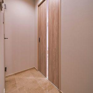 グランエクレール参宮橋(4階,4980万円)のお部屋の玄関