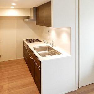 ブリリア東中野ステーションフロント(3階,)のキッチン