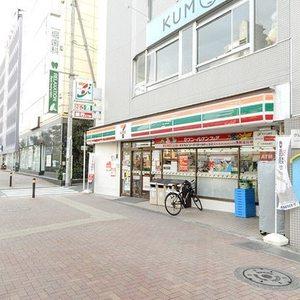 ブリリア東中野ステーションフロントの周辺の食品スーパー、コンビニなどのお買い物