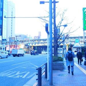 ニューハイツ新神楽坂の最寄りの駅周辺・街の様子
