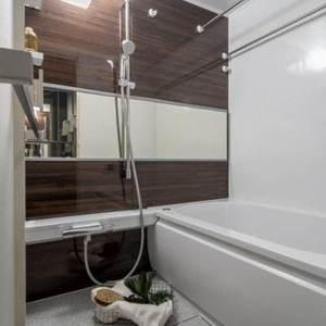 恵比寿ガーデン(3階,7180万円)の浴室・お風呂