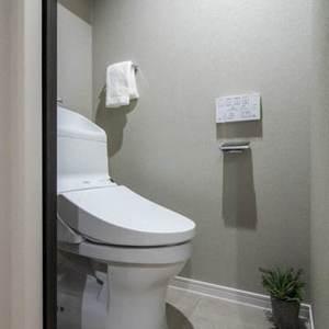 恵比寿ガーデン(3階,7180万円)のトイレ
