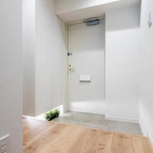 恵比寿ガーデン(3階,7180万円)のお部屋の玄関