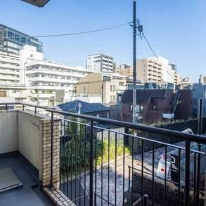 恵比寿ガーデン(3階,7180万円)のお部屋からの眺望