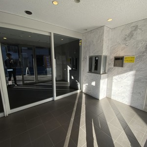 ミルーナヒルズアイル両国のマンションの入口・エントランス
