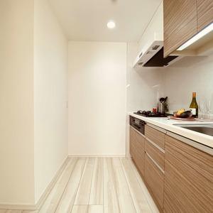 ミルーナヒルズアイル両国(4階,)のキッチン